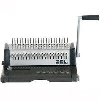 Deli 3873 Binding Machine Puncher Binder 21 Holes Binding Machine 18 Sheets Punching 425 Sheets Binding Office Home Tools