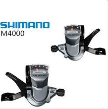 shimano ALIVIO SL M4000 3x9S 27 Speed Shifter Lever Trigger Left & Right With Inner Cables(China)
