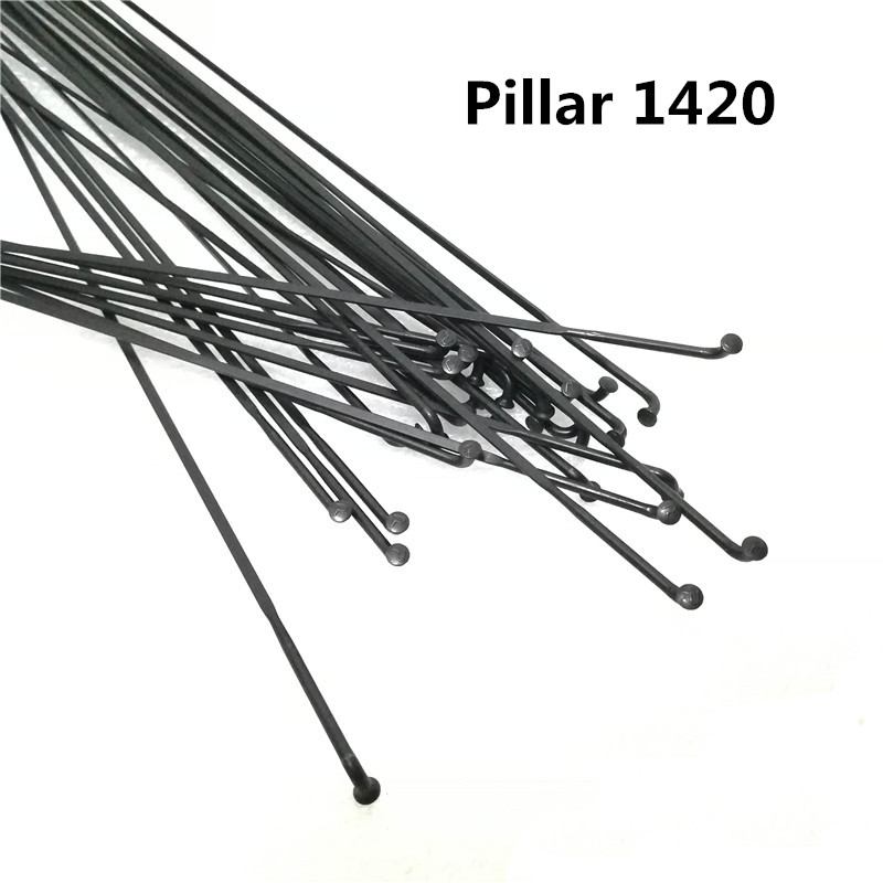 20 Pcs lot Aero J Bend Pillar 1420 Spoke T302 Stainless 220 224 228 230 236