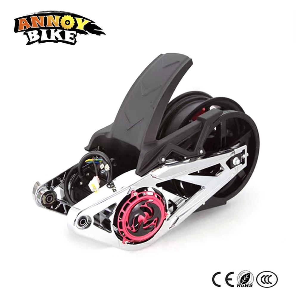 Ensemble de moteur de vélo électrique Ebike mi-moteur 72V2000W3000W moto haute puissance véhicule électrique moteur électrique