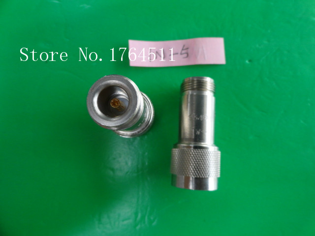 [BELLA] INMET 1W-5 DC-4GHz 5dB 1W N Coaxial Fixed Attenuator  --2PCS/LOT