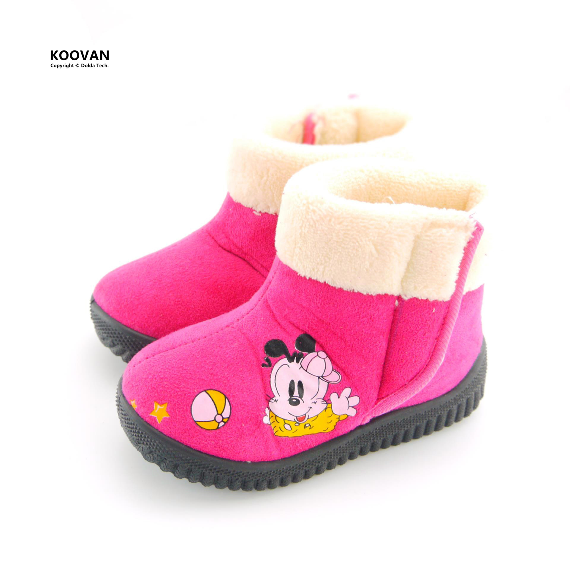 Koovan New Year Promotion 2017 New Warm Children Boots Dog ...