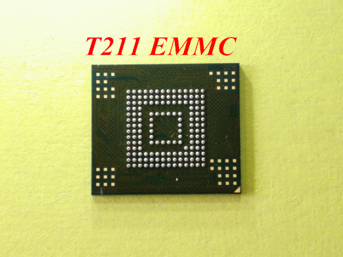 eMMC memory flash NAND with firmware for Samsung Galaxy Tab 3 T211eMMC memory flash NAND with firmware for Samsung Galaxy Tab 3 T211