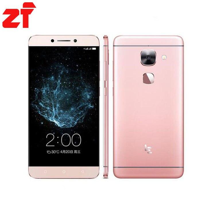 Original font b LeEco b font Letv Le 2 Pro X620 FDD LTE Cell Phone MTk