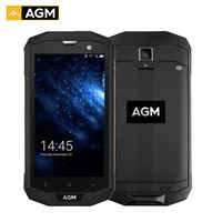 AGM A8 US Version IP68 Waterproof Phone 5 0 Inch Snapdragon MSM8916 Quad Core 3GB RAM