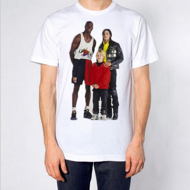 tee shirt michael jordan femme