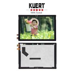Darmowa wysyłka dla Microsoft Surface Pro 4 1724 V1.0 Digitizer ekran dotykowy wymiana montaż wyświetlacza Lcd