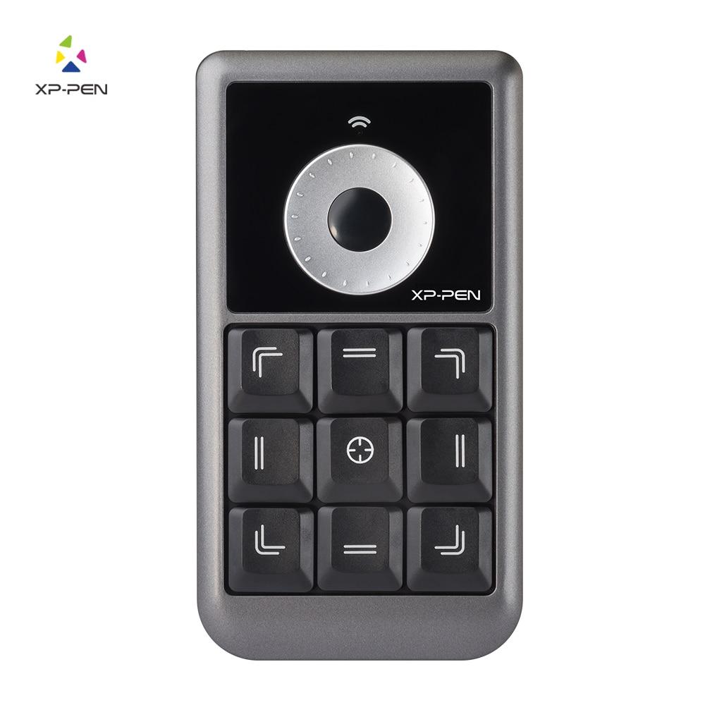 все цены на XP-Pen AC19 Shortcut Remote Express Keys Keyboard for Drawing Display and Drawing Tablet онлайн