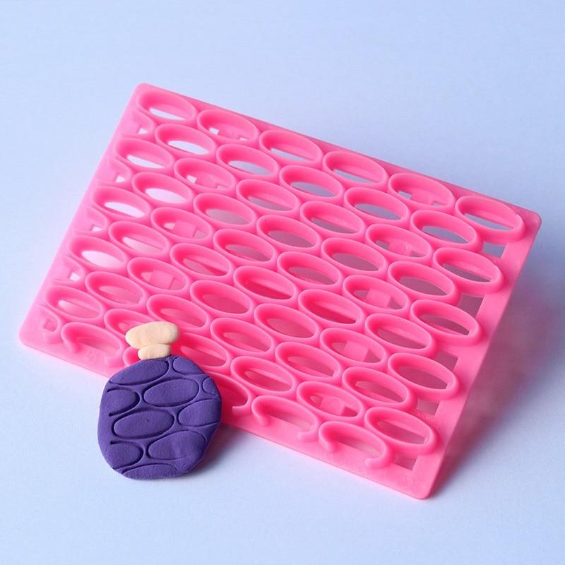 Nuevo molde de Pastel de Galletas de Impresión Impresora De Plástico Cortador de