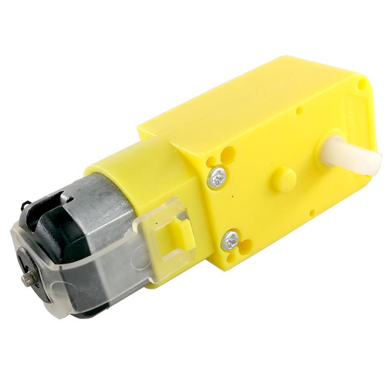 MCIGICM DC3V-6V DC gear Geared Motor TT For Robot Smart Car Chassis DIY Anti-interference Hot sale