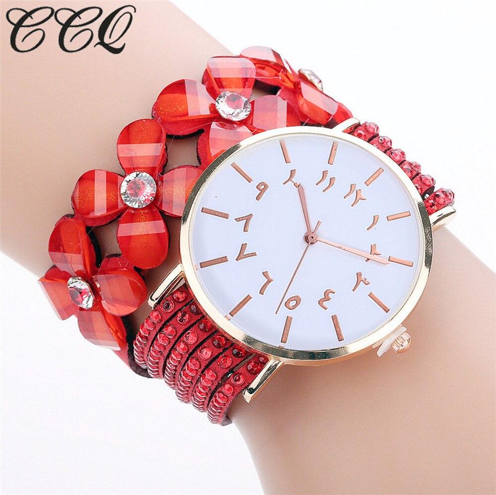 womens watches top brandCCQ Beautiful Fashion Bracelet Watch Ladies Watch bracelet watchrelogios femininos de marca famosa