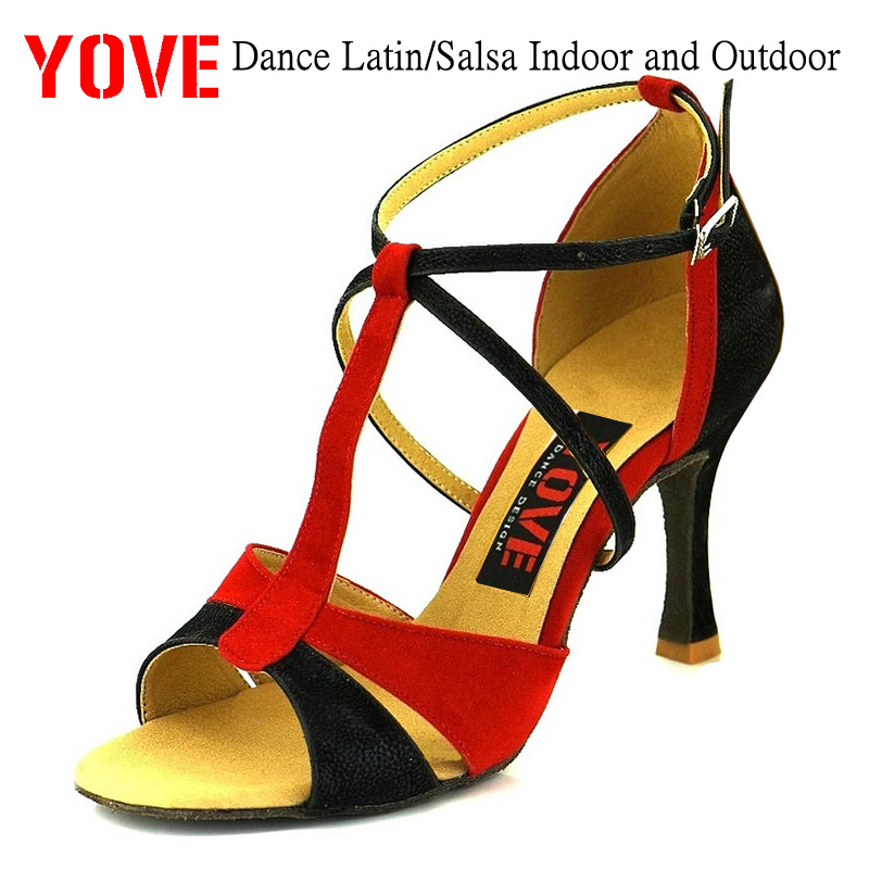 YOVE Style LD-3024 Dance shoes Bachata/Salsa Indoor and Outdoor - Sneakers