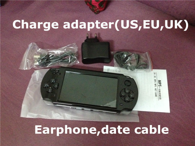 PSP Game Console (3)