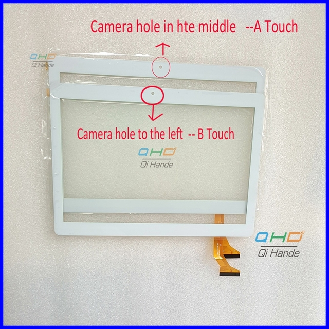 "New For 10.1"" CH-1096A1-FPC276-V02 Tablet Capacitive touch screen panel Digitizer Glass Sensor MJK-0607-V1 FPC MJK-0675"