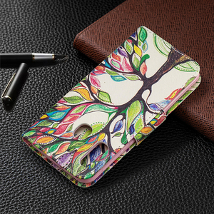 Image 3 - Funda de cuero tipo cartera con ranuras para tarjetas para Samsung Galaxy Note 10 Plus S10 S9 A70 A50 A40 A30 A20 A10 M10 M20 soporte magnético