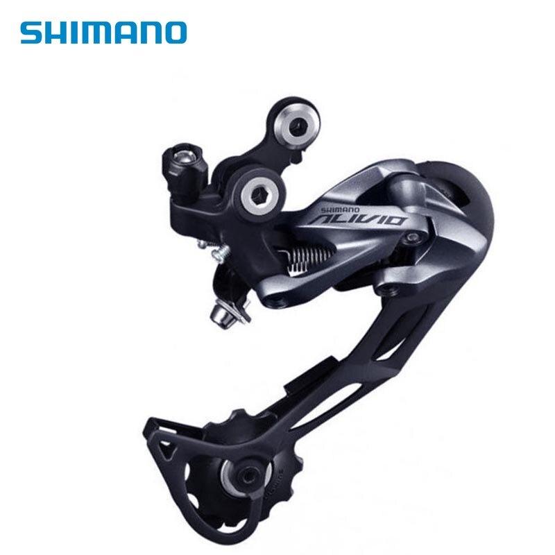 Vélo Arrière Dérailleur Shimano ALIVIO M4000 9 s 27 s Transmission De Bicyclette VTT Vtt Accessoires