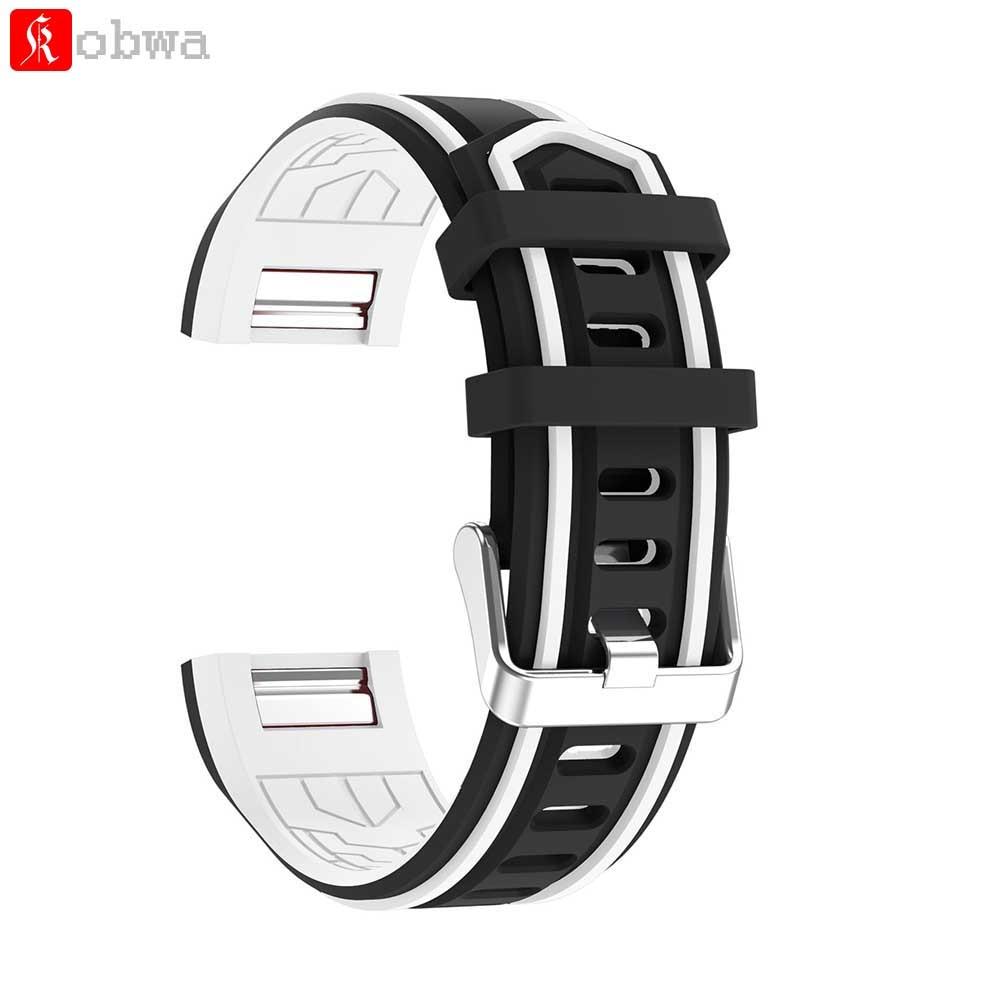 где купить Sport Silicone Watchband For Fitbit Charge 2 Wrist Strap Replacement Watch Band For Fitbit charge2 HR Smart Wristband Accessory по лучшей цене