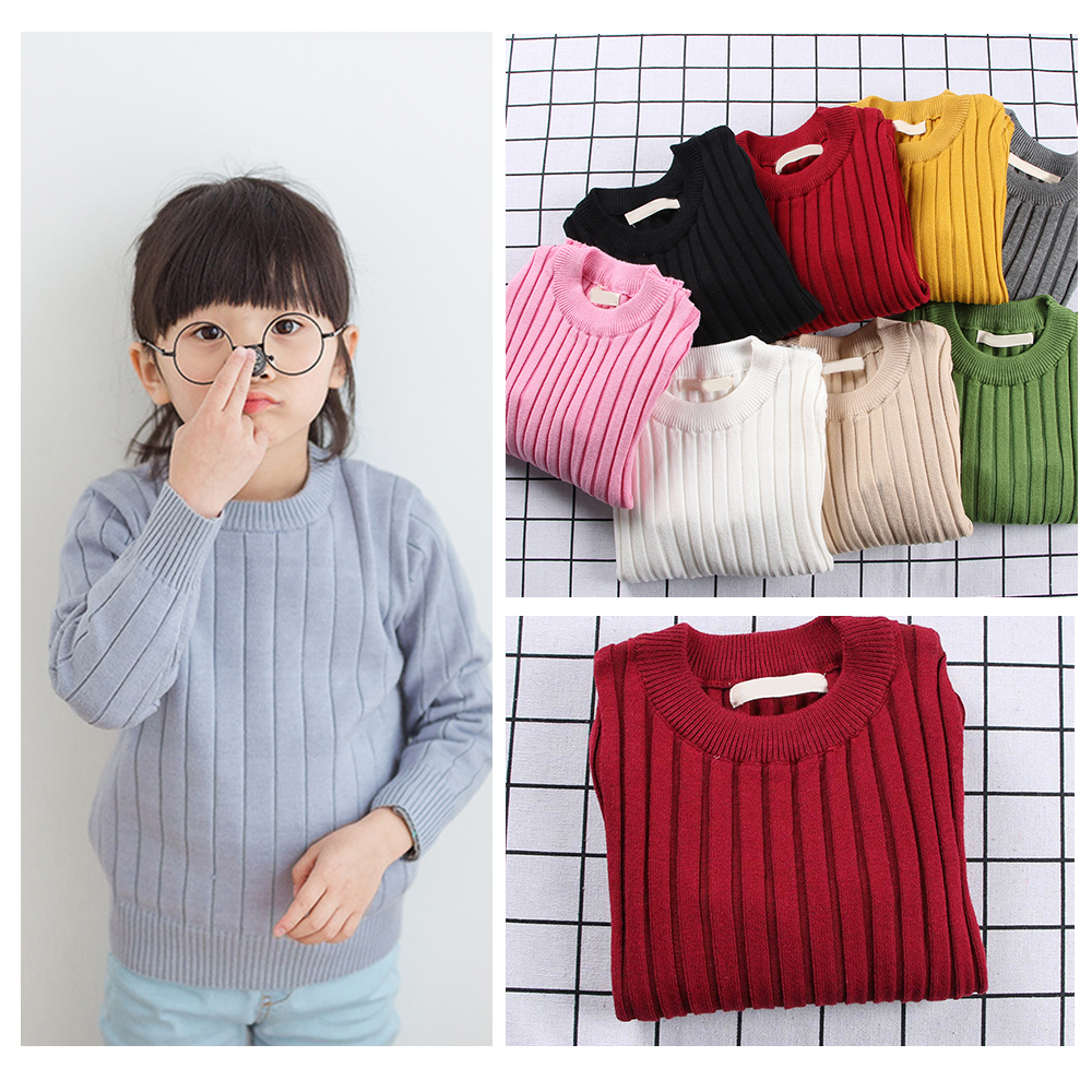 Baby Girl Sweater Colthes Autumn Tiny Cottons Winter Children Clothing Pullover Knitted Solid Kids Sweaters Ribbed Cardigan Tops платье для девочек jilly 2015 colthes baby j 184568 page 3