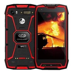 Conquest S9 смартфон с 5,99-дюймовым дисплеем, восьмиядерным процессором, ОЗУ 6 ГБ, ПЗУ 7,1 ГБ, Android 128