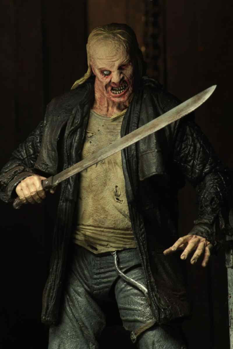 Originele NECA Friday The 13th Jason 2009 Remake Voorhees Deluxe Edition Ultimate Action Figure Speelgoed Horror Gift
