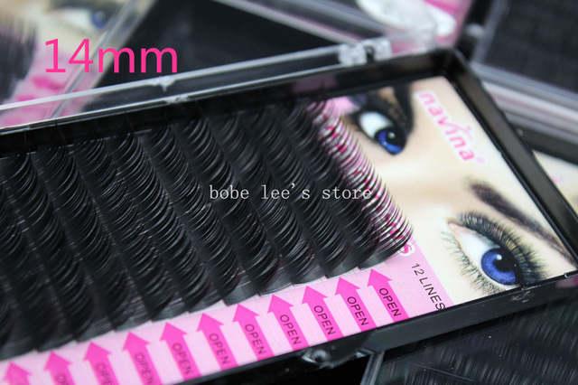 Online Shop NAVINA Free Shipping Professional Makeup False Eyelashes  Extension Kit Mini Set Curling Lashes+Eyelash Glue+Tweezers  f5170d24440c