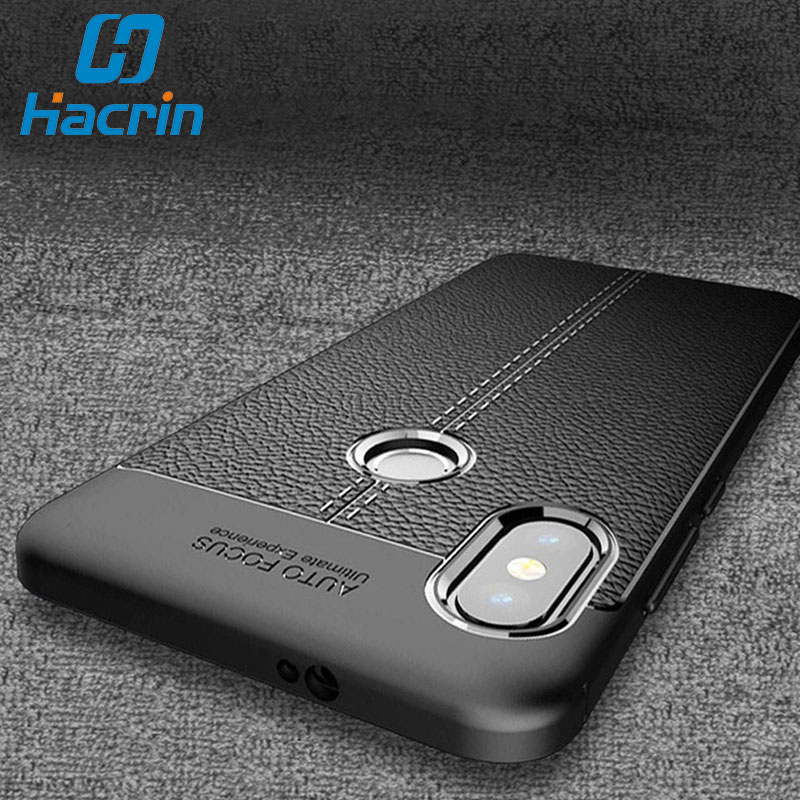 Xiaomi Redmi Note 5 Pro Case Note 5 Prime Shockproof Bumper Anti-fingerprint Matte TPU Silicon Case Cover For Redmi Note 5 Pro
