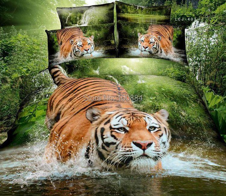 Online Kaufen Großhandel tiger bettwäsche aus China tiger ...
