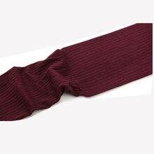 Nice Fall Style Make Vertical Stripes A Slim Velvet  Trousers Leggings woMen Clothing &hosiery