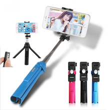 YIXIANG NI5L Bluetooth Selfie Stick Extendable Monopod Tripod For iPhone 6S 6 Plus Samsung S6 For Android IOS SmartPhone Hot