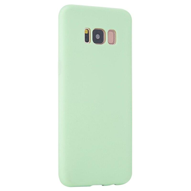מגן סיליקון צבעוני למכשירי Samsung 6