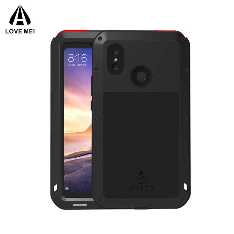 Mi Max3 LOVEMEI Powerful Metal Case for Xiaomi Max 3 MiMax3 Luxury Life waterproof Xiomi Max 3 Aluminum Dirt Shock proof Cover Mi Max3 LOVEMEI Powerful Metal Case for Xiaomi Max 3 MiMax3 Luxury Life waterproof Xiomi Max 3 Aluminum Dirt Shock proof Cover