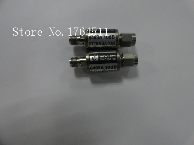 [BELLA] ORIGINAL 8493A 3dB 10dB DC-12.4GHZ 2W SMA Coaxial Fixed Attenuator