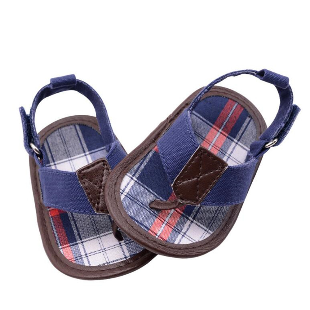 Newest Hook&Loop Canvas Baby Shoes Summer 2018 Newborn Boys Girls First Walkers Fashion  ...