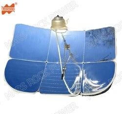 130x190cm Rechteckigen Teil fokus 2300W energy-saving solar herd