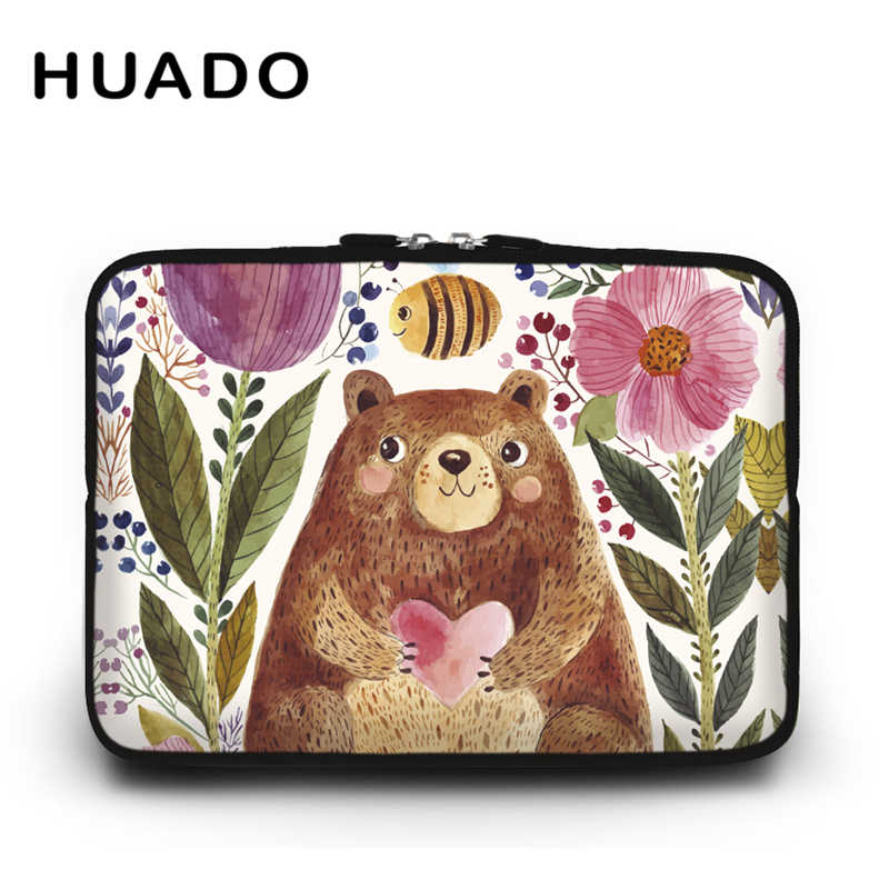 Laptop Notebook Sleeve Bag Case Cover Voor 7 9.7 10.1 12 13 13.3 14 14.1 15 15.6 17 17.3 Inch laptop Netbook Tablet Pc