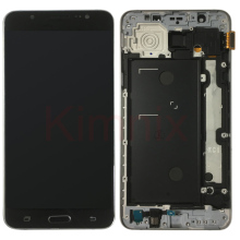 Adjust Brightness LCD For Samsung Galaxy J7 2016 J710H J710FN / DS J710F J710M LCD Display Touch Screen Digitizer Frame