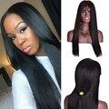 Full Lace Brazilian Virgin Wigs Silky Straight Full Lace Wig Lace Front Human Hair Wigs Full Lace Human Hair Wigs With Baby Hair