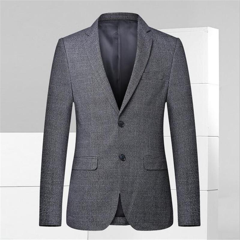 Online Buy Wholesale grey tweed blazer from China grey ...