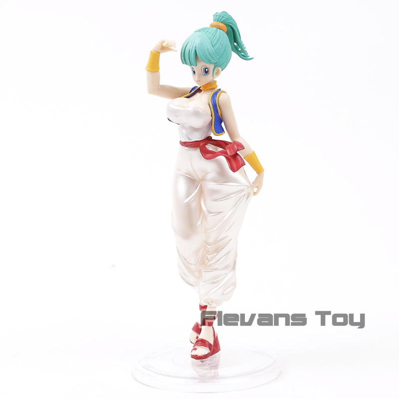 <font><b>Dragon</b></font> <font><b>Ball</b></font> Z Gals Bulma Aralian Ver. <font><b>Sexy</b></font> PVC <font><b>Figure</b></font> Collectible Model Toy image
