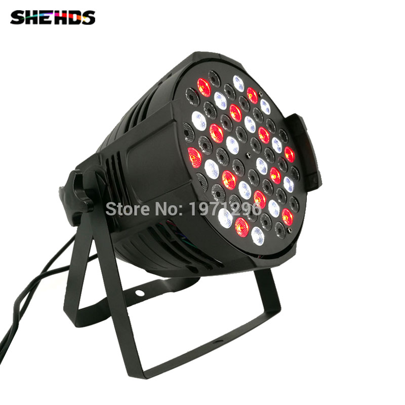Fast&Free shipping  par led rgbw 54x3w led wash dmx dj disco bar stage effect party lamp light 12R/14G/14B/14W free shipping 6pcs lot wash disco dj led stage par can light stand indoor par rgbw 54x3w wash lamp for party christmas