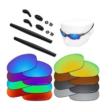 OOWLIT Anti-Sea Water Replacement Lenses&Rubber Kit for-Oakl
