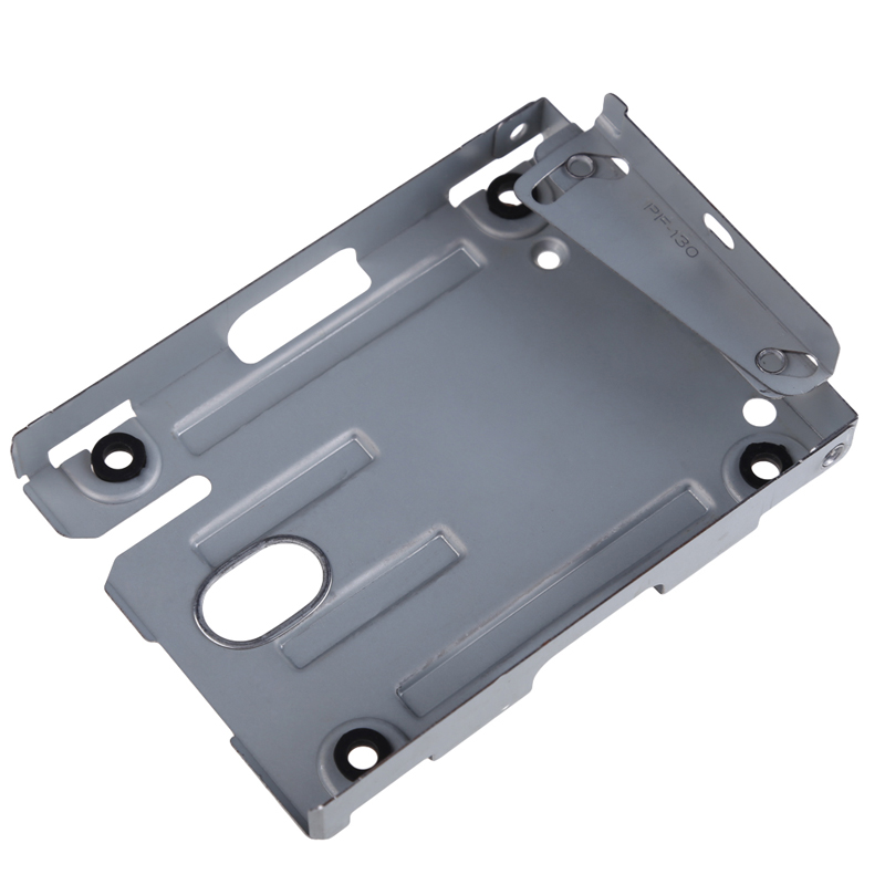 Super Slim Hard Disk Drive Mounting Bracket with low profile headed screws Caddy For PS3 HDD/ Sony PlayStation 3 Hard Disk Drive