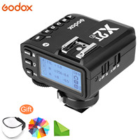Godox X2T TTL Wireless Flash Trigger for Nikon Canon Sony Fuji Olympus Dslr Camera Bluetooth Connection Supports App Contoller