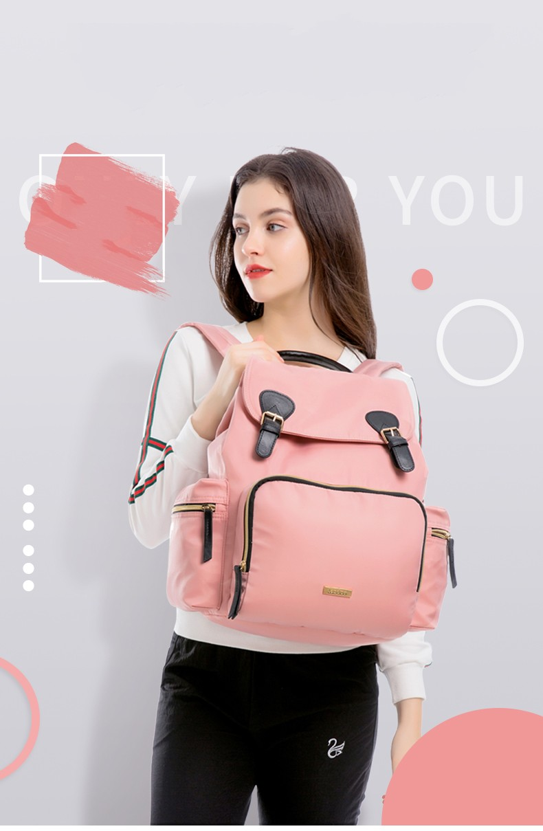 LAND Diaper Bag Fashion Mummy Maternity Nappy Bag Travel Backpack Designer Stroller Baby Bag все цены