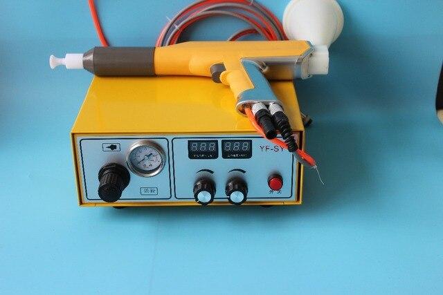 Tcct Elektrostatische Poedercoating Experiment Machine Met