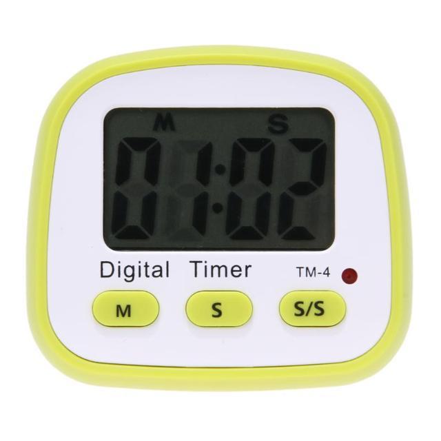 Countdown Timer Da Cucina Frigorifero Adesivo Promemoria Timer LCD ...
