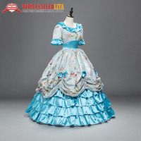 High Quality Southern Belle Victorian Princess Dress Ball Gown Reenactment Theatre Women Dresses
