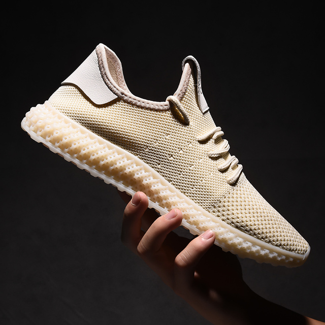 Mens Casual Lace-Up Comfortable Sneakers 6