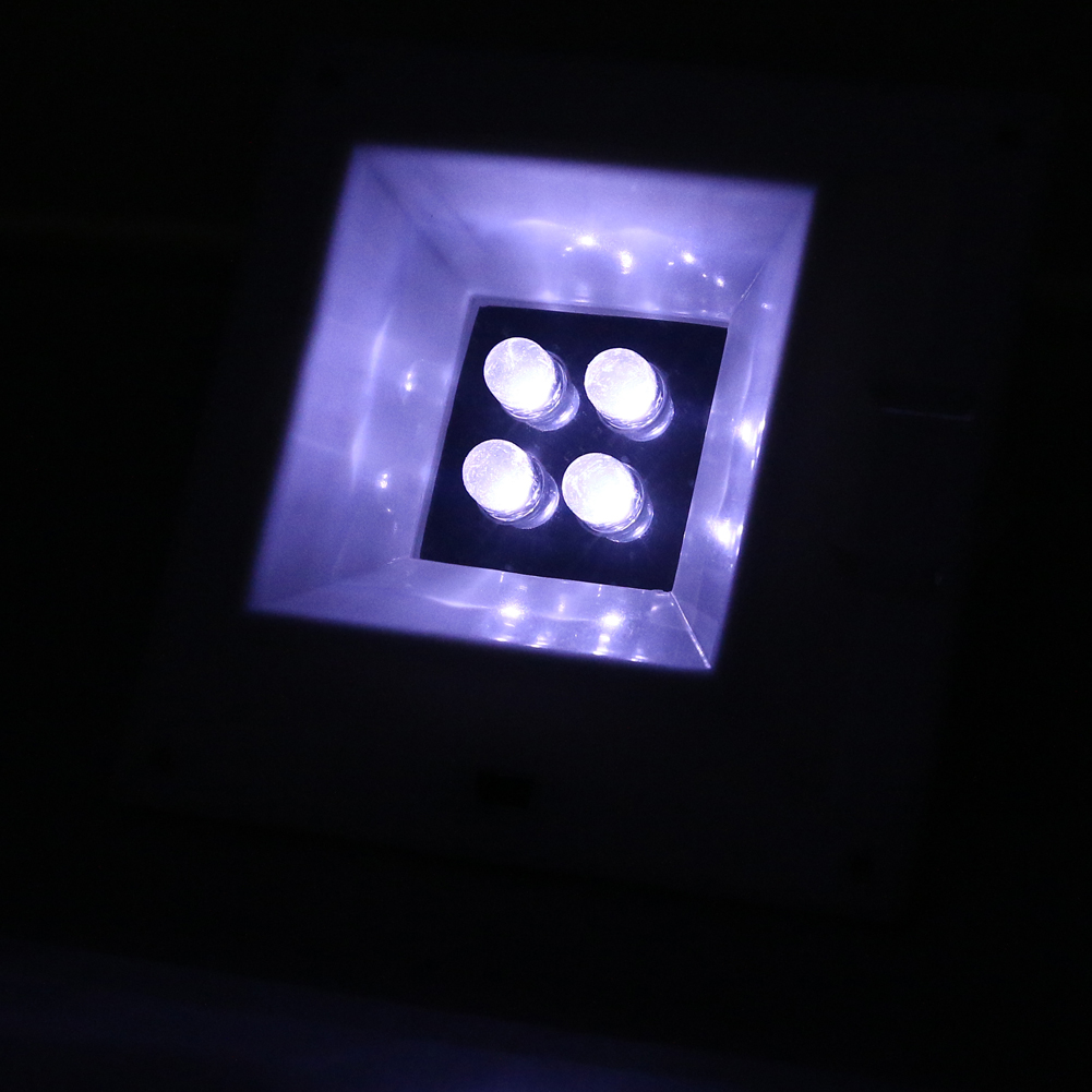 Lâmpadas Solares parede Source : Polycrystalline 2v 150ma, 0.2w