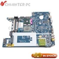NOKOTION Laptop Motherboard For ACER aspire 4730 4730Z MAIN BOARD MBAT902001 JAL90 LA 4201P DDR2 Free CPU